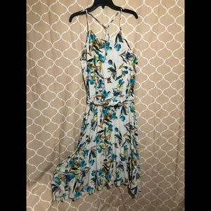 Willow and Clay - Floral Maxi dress